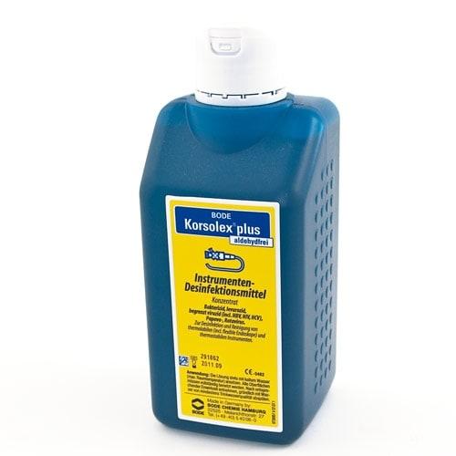 Korsolex plus, Instrument Disinfectant