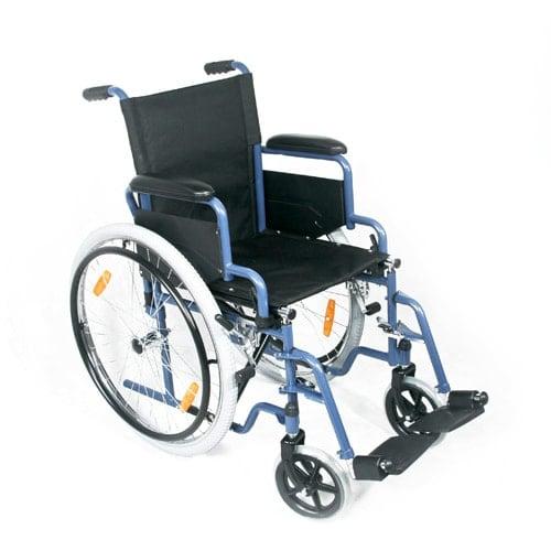 Inklapbare rolstoel normaal