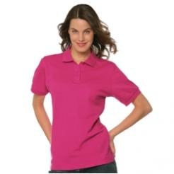 Men's and Women's Piqué Polo Shirt