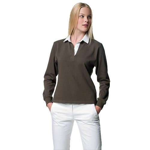 Long sleevedPolo Shirt