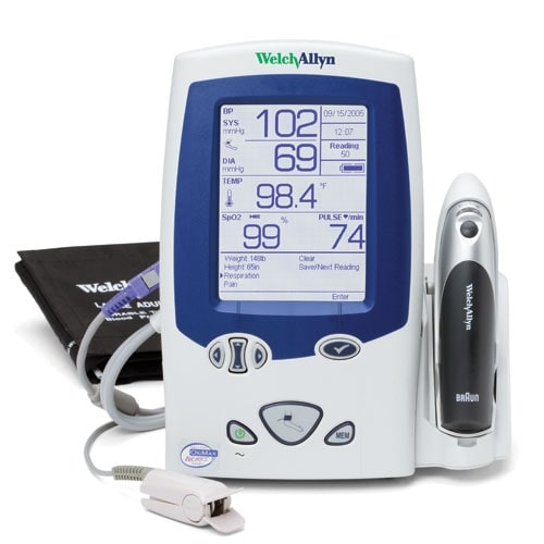 Welch Allyn Spot Vital Signs ® LXi Surveillance Monitor