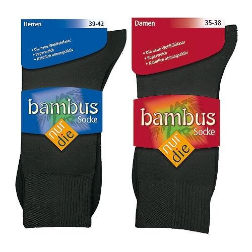 Nur Die Bambus-Socken