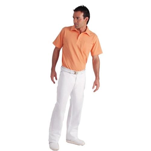 Herren-5-Pocket-Arztjeans