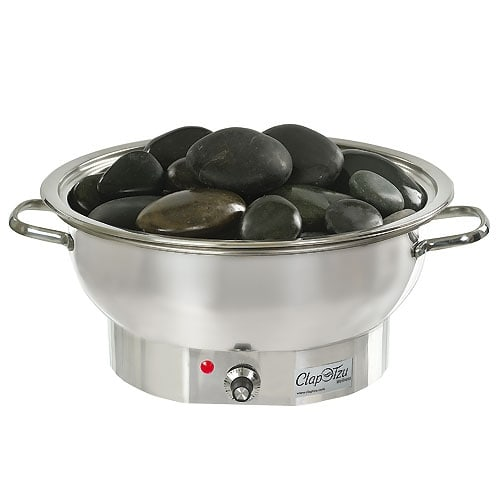 """Heating Device for """"Hot Stones"""""""