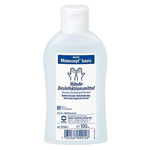 Manusept Basic Hand Sanitiser