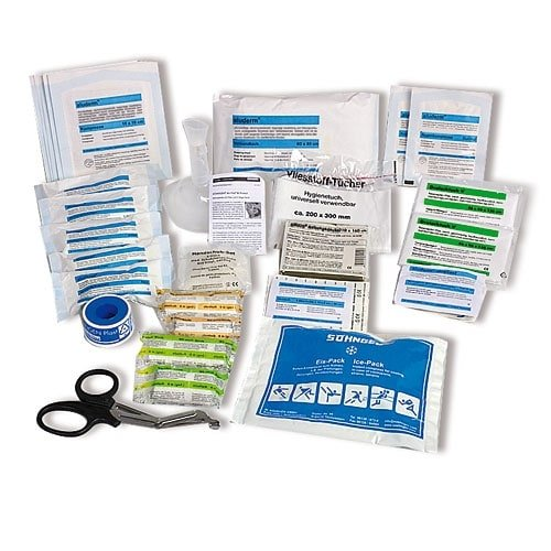 Nachfüllset für Erste-Hilfe-Koffer DIN 13157