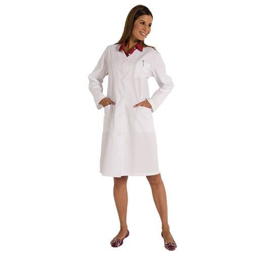 Damen-Arztkittel
