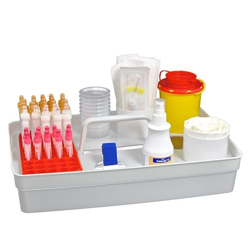 Safety Tray, Blutentnahmetablett