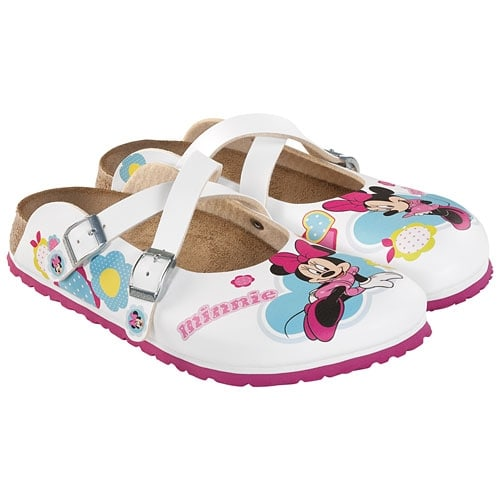 Disney-Clogs «Lovely Minnie»
