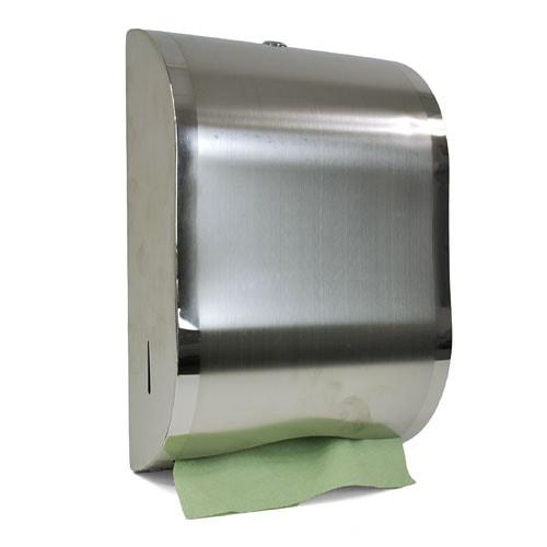 Edelstahl-Handtuchspender