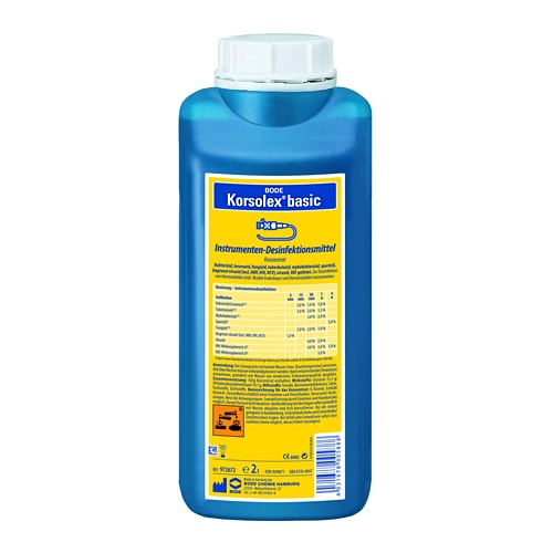 Korsolex® basic Instrument Disinfectant