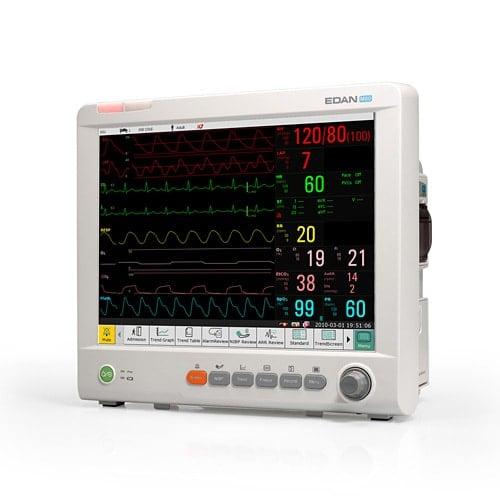 Moniteur patient iM80 d'EDAN