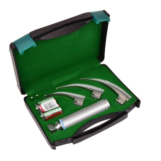 LED Laryngoscope Set