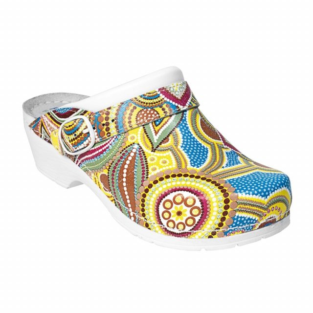 Ladies' Clog «Paisley»
