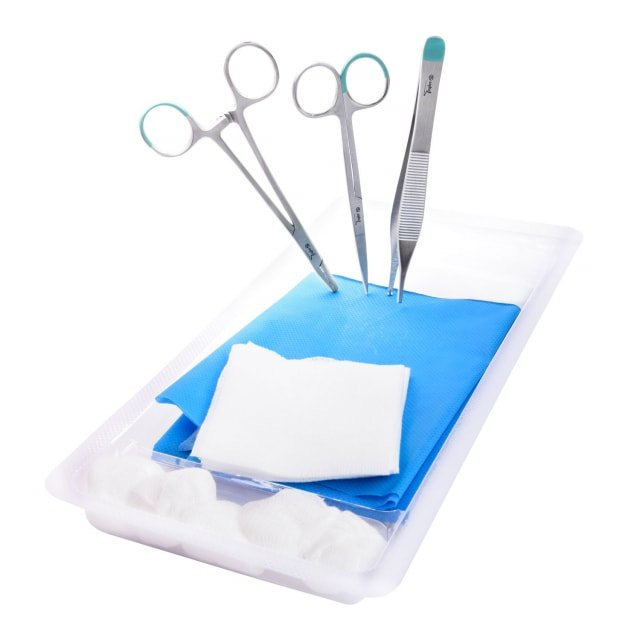 Suture Set B, sterile