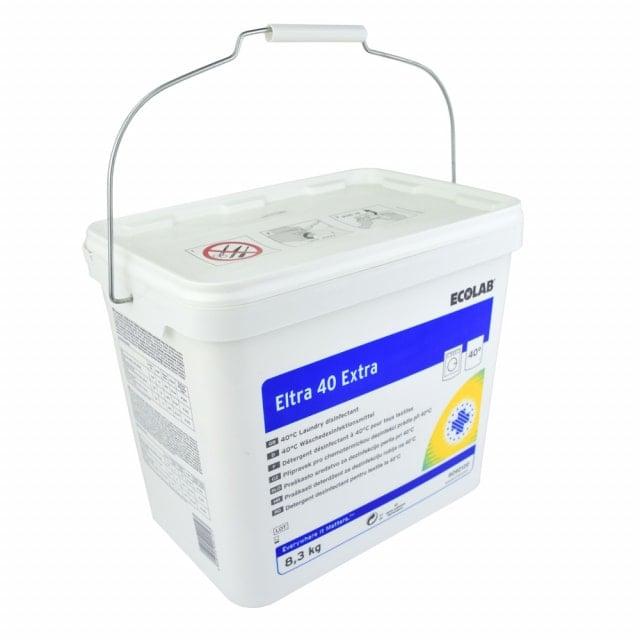 Detergente para ropa desinfectante Eltra 40 Extra