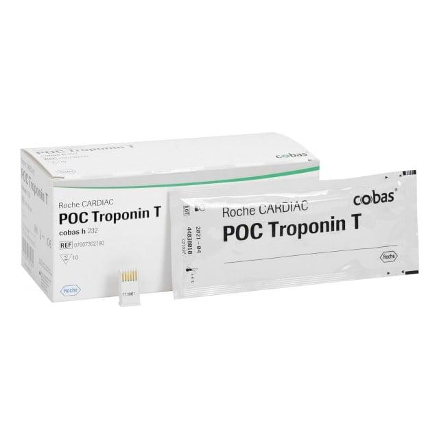 Roche CARDIAC POC Troponina T