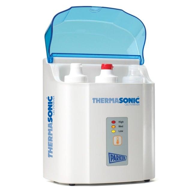 Thermasonic Gel-Wärmer für 3 Flaschen