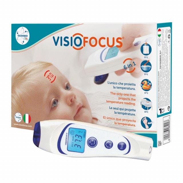 Termómetro VisioFocus 06400