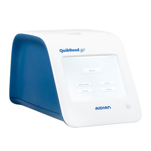 QuikRead go® Messgerät