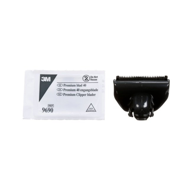 Cuchilla premium 9690 para rasuradora quirúrgica 9661L