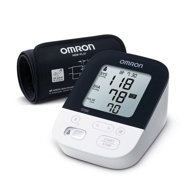 OMRON M400 Intelli IT bloeddrukmeter