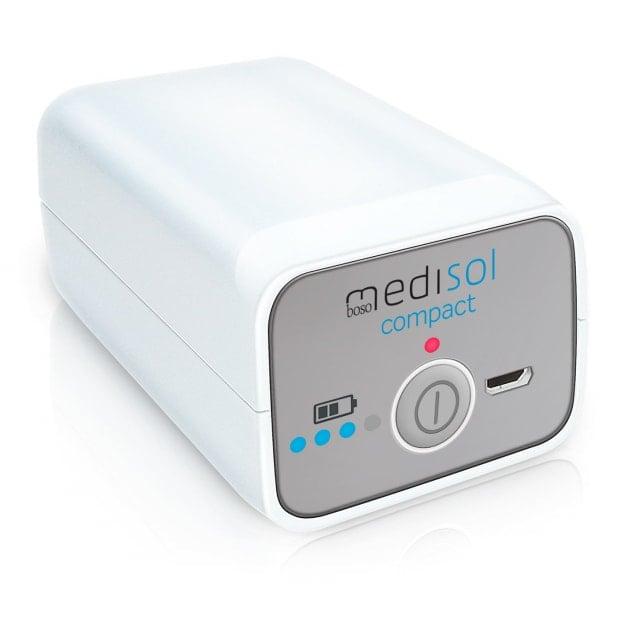 Boso Medisol Compact Tiefeninhalator