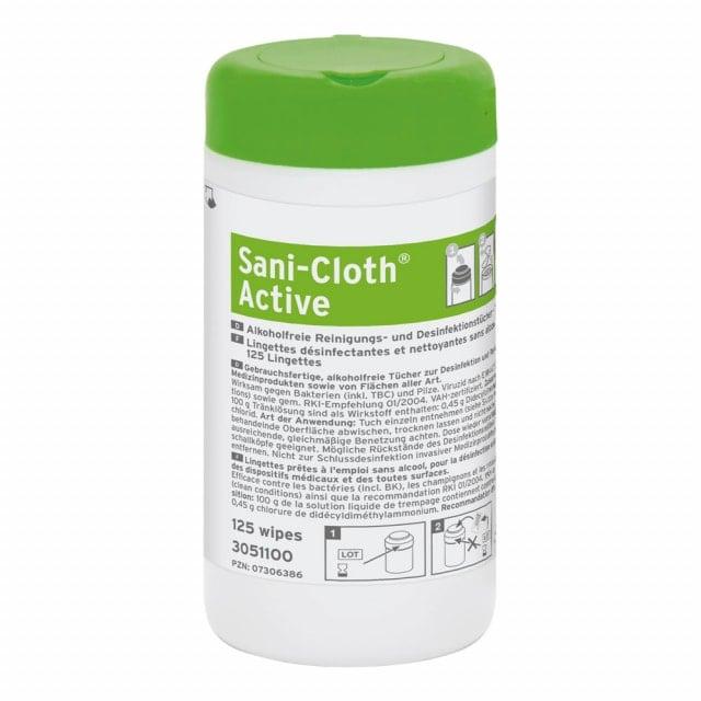 Sani-Cloth Active
