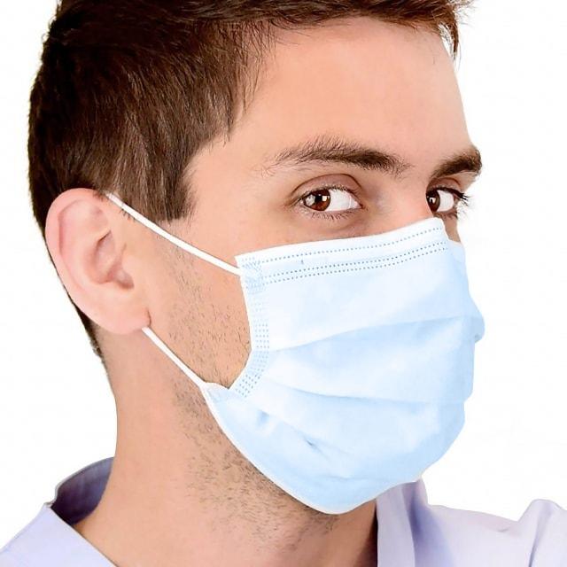 Masque de protection, 3 couches