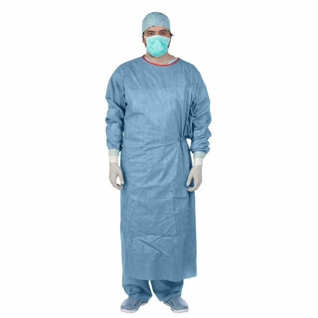 Camice chirurgico Reinforced, sterile