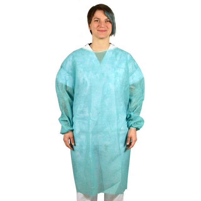 Surgical Gown made from PP Fleece