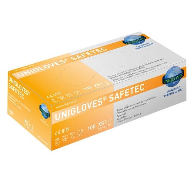 Guantes Unigloves Safetec