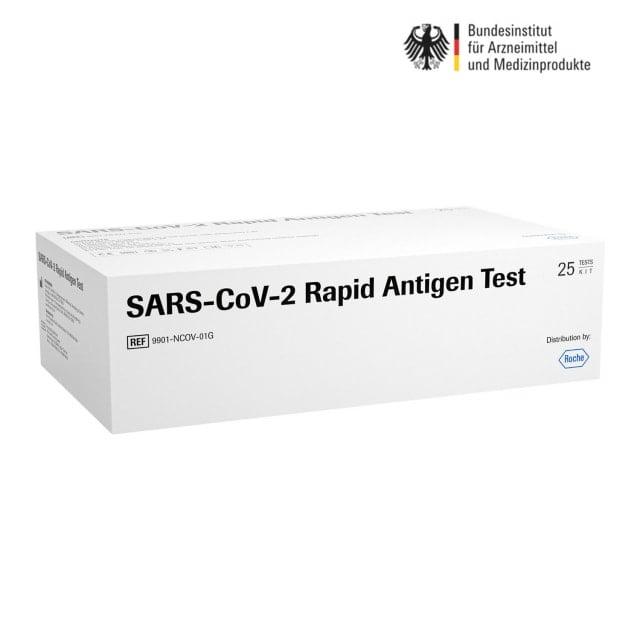 Roche SARS-CoV-2 antigeentest