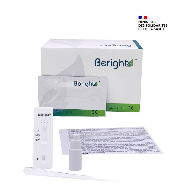 Beright Covid-19 Antibody Rapid Test