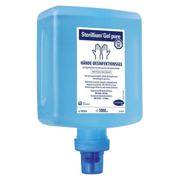 Sterillium Gel pure CleanSafe Flasche