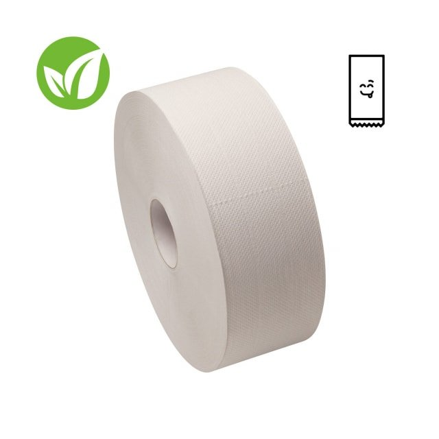 Eco-Friendly Jumbo Roll Toilet Paper