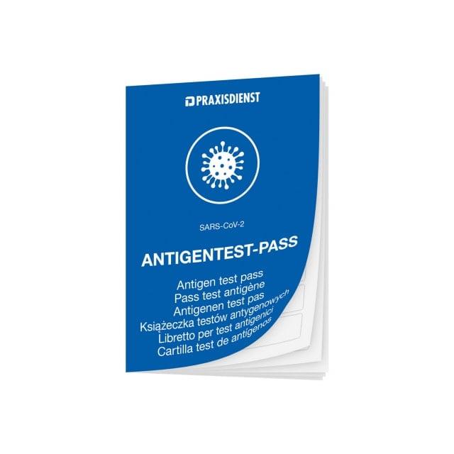 SARS-CoV-2 Antigentest-Pass
