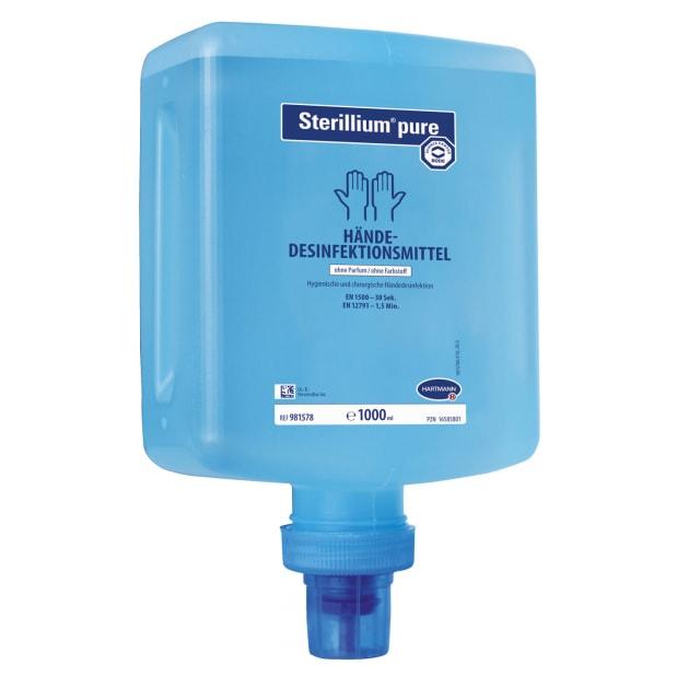 Sterillium pure CleanSafe