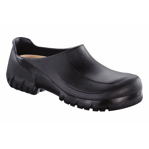 ALPRO PU-Clogs «Safe & Clean» black | 37