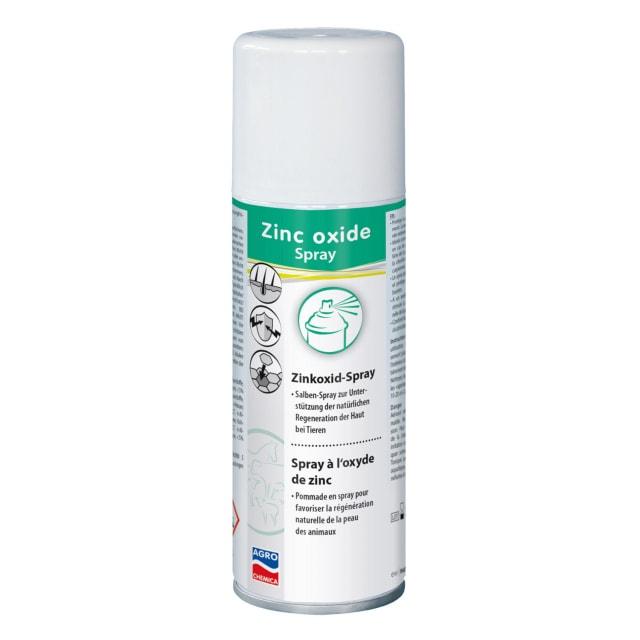 Pomada al óxido de zinc en spray Chinoseptan
