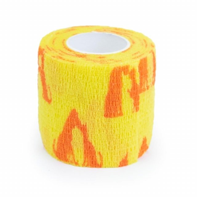 Self-Adhesive Conforming Bandages with bitter coating