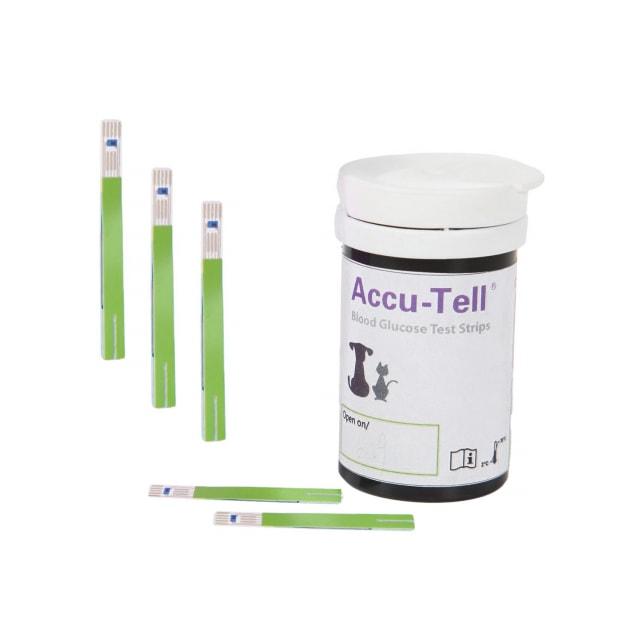 Strisce reattive per glicemia AccuBioTech Vet