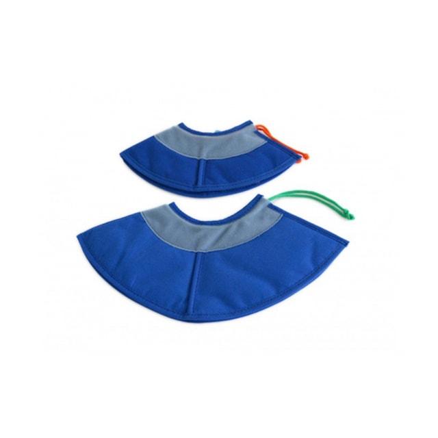 Hondenhalsband-set textiel