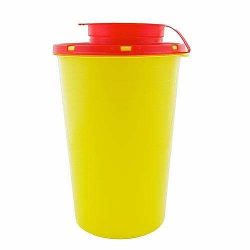 Abwurfbehälter, 1,5 Liter