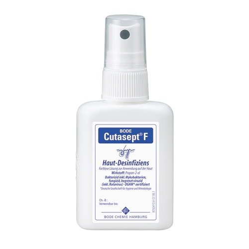 Cutasept F, Skin Disinfectant