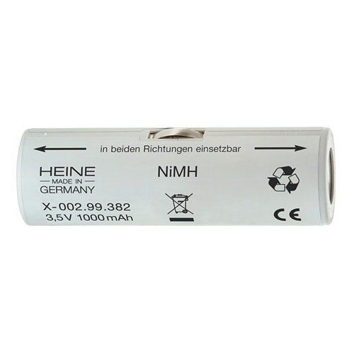 HEINE Rechargeable NiMh battery, 3,5 V<BR>BETA-Charging handle
