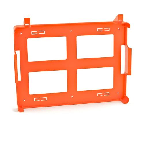 Wall bracket for emergency case