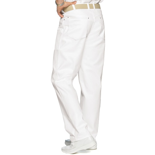 Men's Trousers, Elasticated Waistband