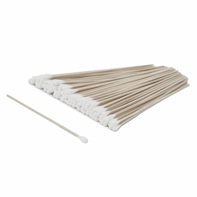 Cotton Swabs, 100 pieces.