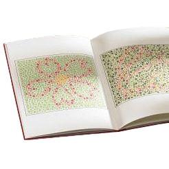 Kleurentest Volgens Matsubara (10 platen)